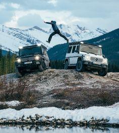 """Mit der Mercedes-Benz G-Klasse um die Welt – Auftakt der neuen Expedition """"Pole2Pole"""" von Mike Horn"""