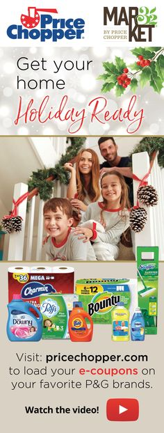 Price Chopper, E Coupons, Downy, Your Favorite, Magazine, Holiday, Vacations, Holidays