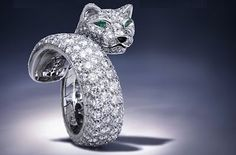 Cartier Panther Ring (enough said)