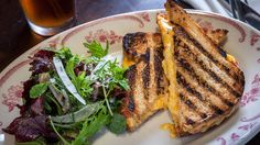 Cheddar, kimchi, and other delicious ingredients are some unique sandwiches that make up some of the best grilled cheese to be found in New York