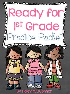 Practice Packet or Assessments for beginning of the year