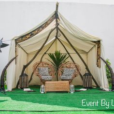 Safari Wedding, Safari Party, African Wedding Theme, African Weddings, Rustic Wedding Decorations, Pergola, Traditional Wedding Decor, Family Bbq, Jungle Theme