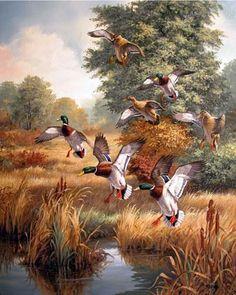 Linda Picken Art Studio / Mallards Landing.jpg