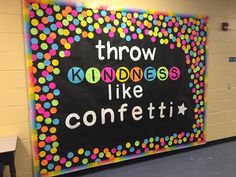 Elementary School Bulletin Board