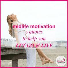 5 Quotes to Help you Let Go & Live via @https://au.pinterest.com/loncaric2047/