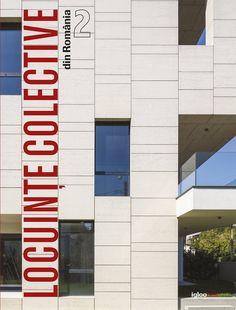 Noul album din seria igloo best, al doilea dedicat locuințelor colective… Company Logo, Album, Card Book