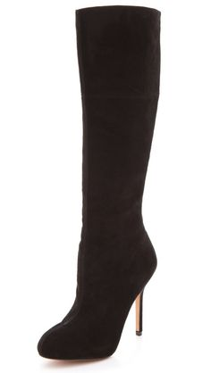Sam Edelman Empire Suede Boots  I want them!!