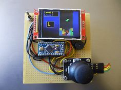 Build an inexpensive handheld color console