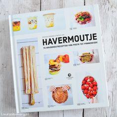 Een uitgebreide en eerlijke review van het boek havermoutje. Een boek met 70 verschillende recepten die allemaal havermout als basis ingrediënt hebben.