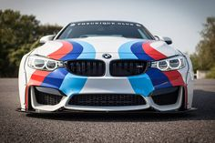 Wide-body kits for the BMW M4, this one really stands out from the rest. Liberty Walk #BMW #M4 by Unique Cars Club