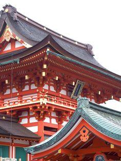 Fushimi Inari Taisha temple in Kyoto, Japan Travel Around The World, Around The Worlds, Fushimi Inari Taisha, Japan Photo, Kyoto Japan, Jenni, Travelling, Temple, Asia