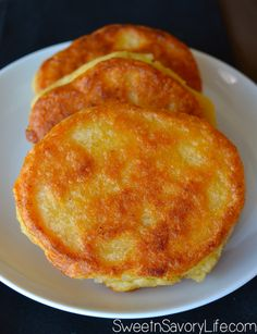 cornmealfritters by sweetnsavorylife.com