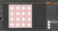 How to design repeating patterns in Photoshop