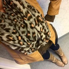 Leopard print is neutral, right!?