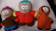 Southpark crochet