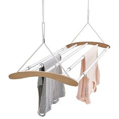 Modern Extendable Ceiling Airer - from Lakeland