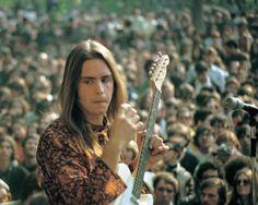 Grateful Dead's Bob Weir, Central Park, NYC, 1968..........Tumblr