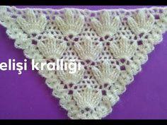 Crochet Motifs, Filet Crochet, Crochet Shawl, Crochet Stitches, Cactus, Tie Dying Techniques, Viking Tattoo Design, Crochet World, Tricot Facile