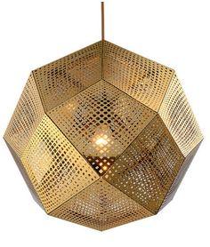 Replica Tom Dixon Etch PREMIUM L, Pendant Lights
