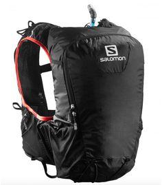 Mochila para trail running SKIN PRO 15 SET de la marca SALOMON http://www.shedmarks.es/mochilas-trail-running/3672-mochila-salomon-skin-pro-15-set-negro.html