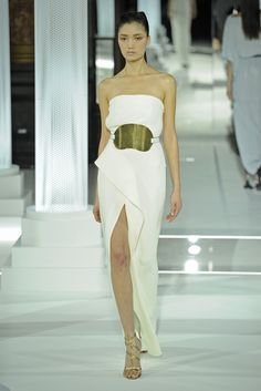 Vionnet RTW Fall 2013 // haute couture / long dress