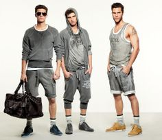 ►Dolce Men's Gym SS13