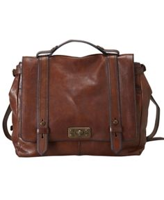 I have an absurdly loud love for fossil bags.