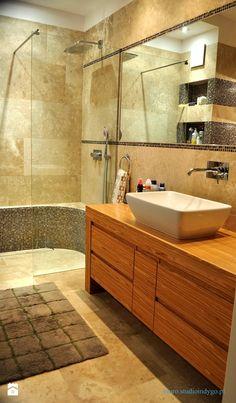 łazienka główna - zdjęcie od Autorskie Studio Projektowe Indygo - Łazienka - Styl Glamour - Autorskie Studio Projektowe Indygo