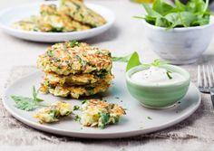 Ricette per bambini: le polpette di quinoa e spinaci