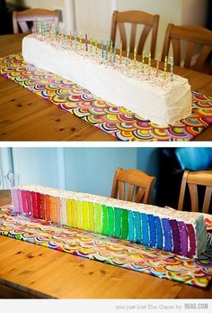 The coolest cake:)