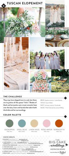 Tuscan Elopement | The Big Fake Wedding Charleston