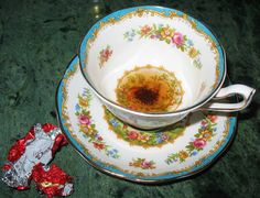 All better now! Afternoon Tea, Bone China, Tea Time, Tea Cups, Tableware, House, Dinnerware, Home, Dishes