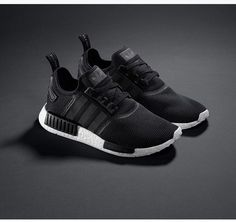 best cheap e5560 fb20e Adidas NMD  Monochrome  Black Theses look bomb af😍