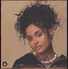 Film Aesthetic, Bad Girl Aesthetic, Aesthetic Videos, Kehlani Singer, Pretty Girl Wallpaper, Kehlani Parrish, Nicki Minaj Barbie, Boyish Girl, Pretty Black Girls