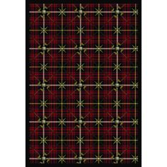 The Conestoga Trading Co. Red Area Rug Rug Size: