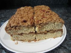 Coffee House Coffee Cake.