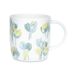 Ava Bone China Mug at Laura Ashley