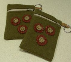 Penny Purse Tutorial by Colleen MacKinnon