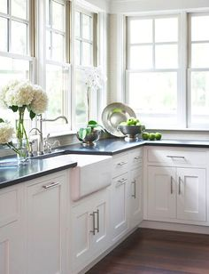 Vancouver Interior Designer: Which Flooring is the Best for Your Kitchen? Tile or Hardwood | Maria Killam
