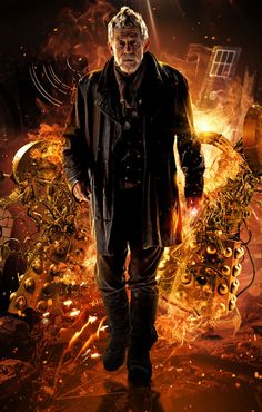 First The Day of The Doctor Poster Image