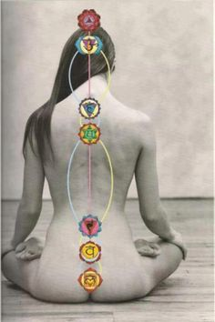 """ Structure of the Chakras: ""Chakra"" is a Sanskrit word meaning ""wheels of light"". This is descriptive of the appearance of the chakras which are like vortexes of energy which spin. Each chakra is. Chakra Meditation, Kundalini Yoga, Chakra Healing, Chakra Mantra, Reiki, Yoga Art, My Yoga, Yoga Dance, Hata Yoga"