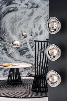 VENTE SEMI-ANNUELLE @tomdixonstudio DU 1ER AU 21 MARS! 20% DE RABASIS SUR TOUTES LES CATÉGORIES. Visitez notre site web pour les détails! Tom Dixon Lighting, The Cool Republic, Toms, Modern Wall Lights, Light Beam, Luminaire Design, Style Retro, Design Blog, Design Your Home