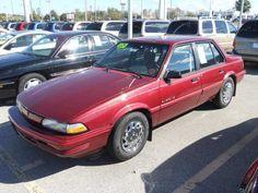 Pontiac Sunbird LE 4dr #pontiac #sunbird #windscreen http://www.windblox.com