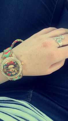 Watch & ring ❤️
