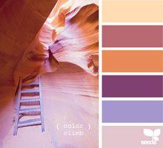 Color climb.