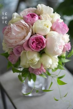 Peony,Rose,Wedding Bouquet,iconicflower
