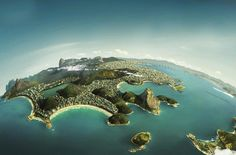 Rio de Janeiro 3D