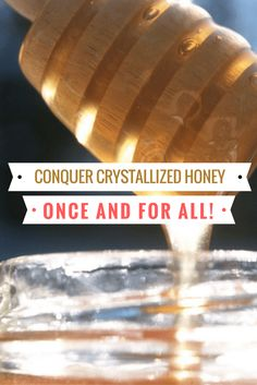Learn the simple 5 step method to saving old, hardened or crystallized honey!