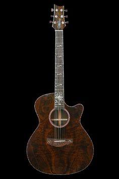 Warrior Guitar, Queen Anna