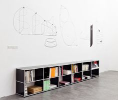 Cabinets | Storage-Filing | USM Modular Furniture Haller | USM. Check it out on Architonic